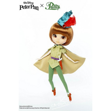 outfit pullip peter pan