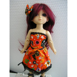 Robe Halloween Orange