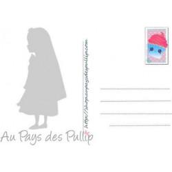 Carte postale pullip par Darek Donnfhlaidh