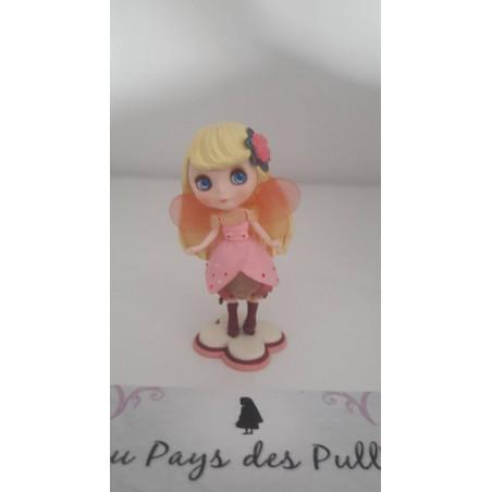 figurine blythe - Bear hug