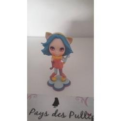 figurine blythe - kitty clown