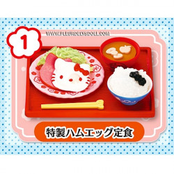 Re-ment Hello Kitty Kyoto set 3