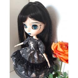 Wig Pullip Noire