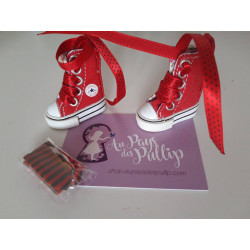 converse pullip rouge