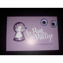 eyeship 12mm violet