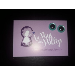 Eyechips pullip 12mm animal...
