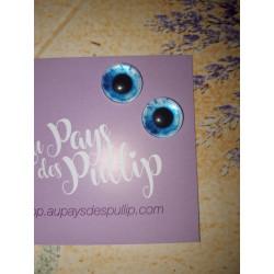 Eyechips pullip 12mm Bleu ciel