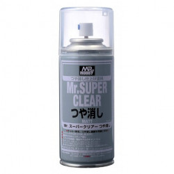 Spray MISTER SUPER CLEAR Mat