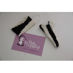 Maillot Pullip noir et blanc