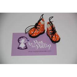 Boots Pullip orange a poids