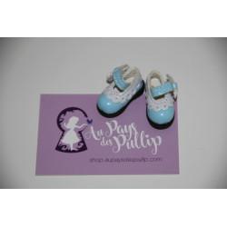 Chaussure Lolita Bleu et...