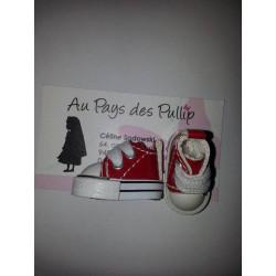 Converse Basse Pullip