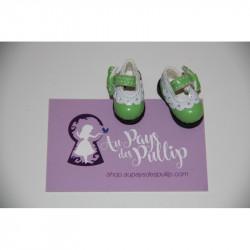 Chaussure Lolita verte...