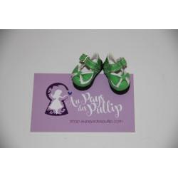 Chaussure Lolita noeud