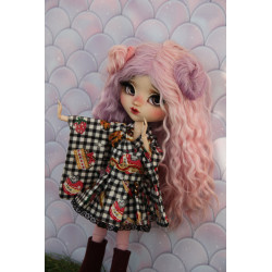 Ensemble kimono wa lolita...